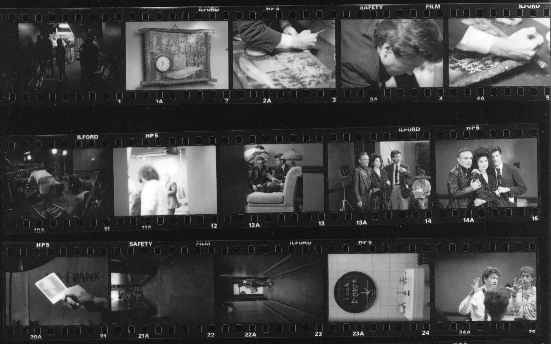 Kinematografska distribucija filma Blue Velvet Revisited v Veliki Britaniji in na Irskem