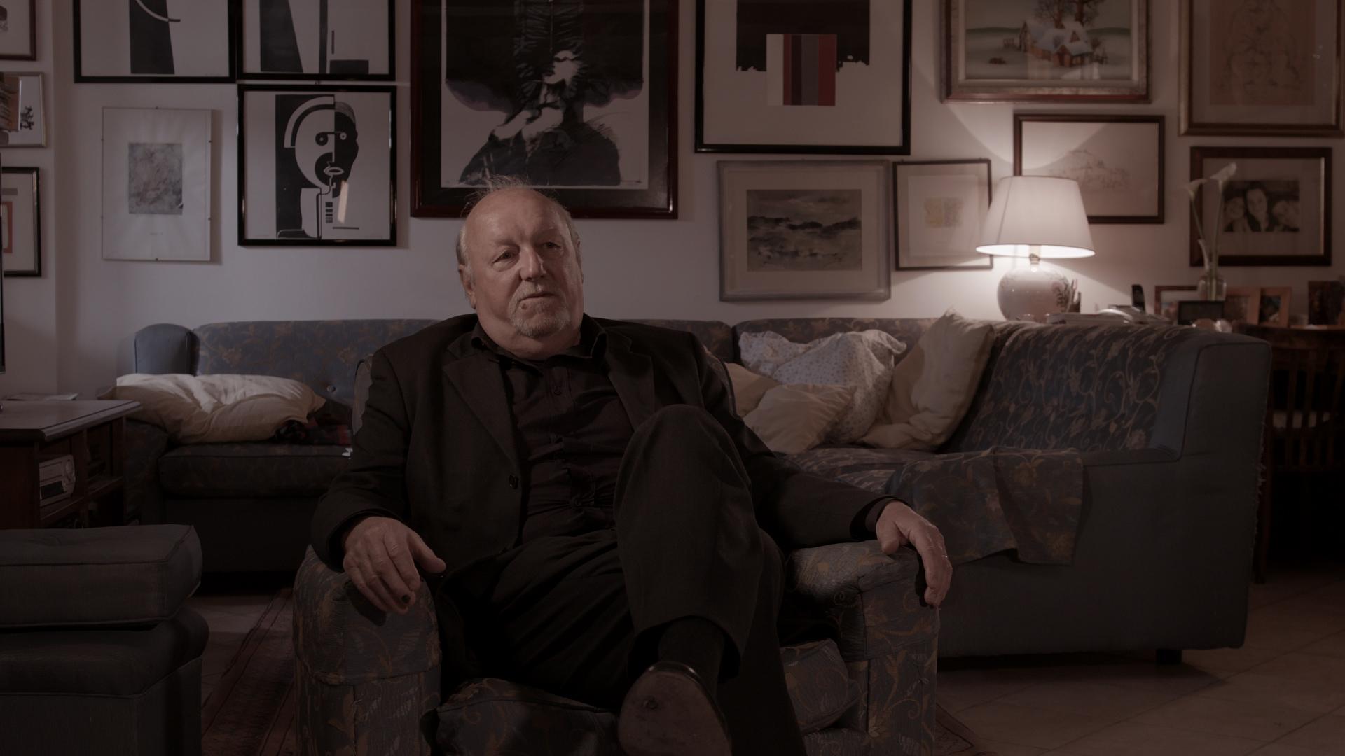Boris Mihalič, bivši član SAG-a (nastopajoči v filmu)