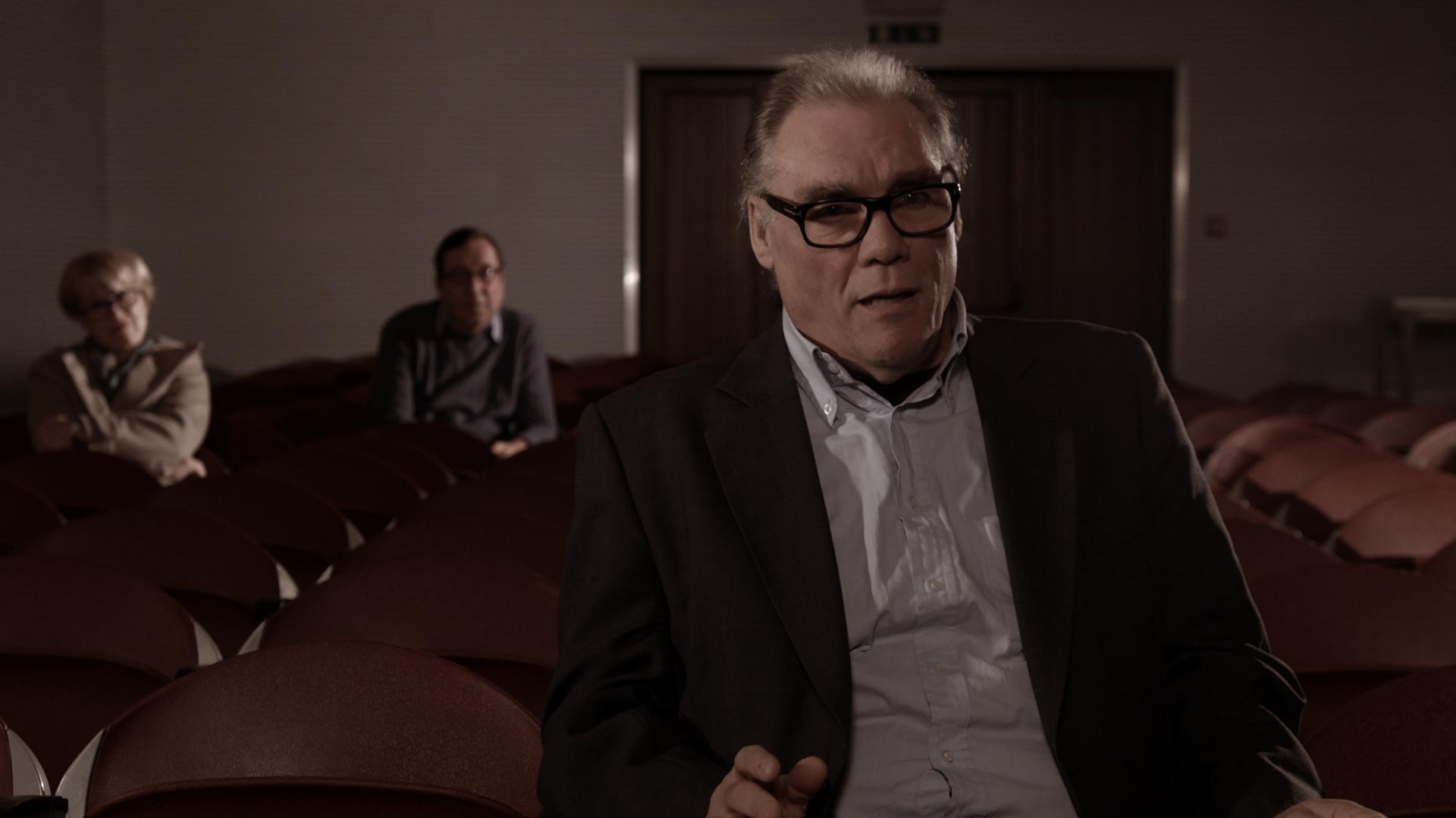 Boris Kobal, igralec in režiser (nastopajoči v filmu)