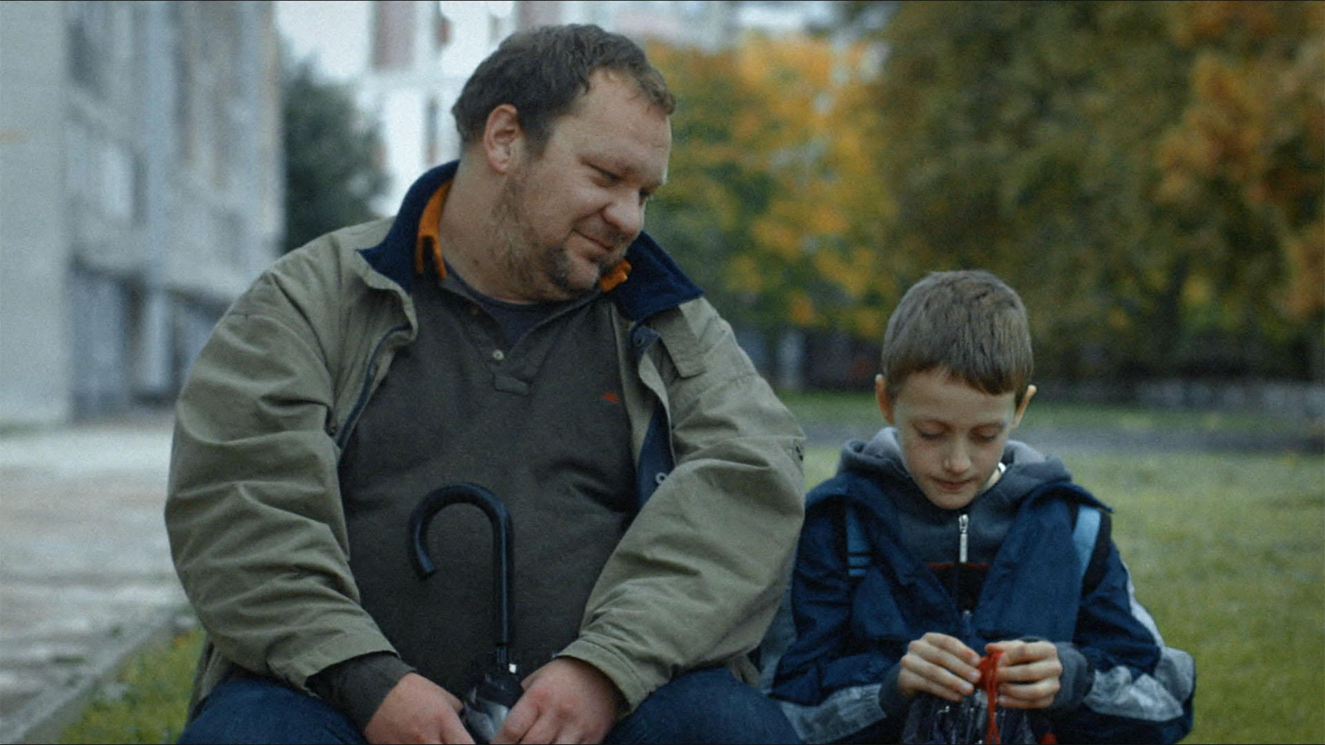 Slovenian and German cinema release of A Well Spent Afternoon