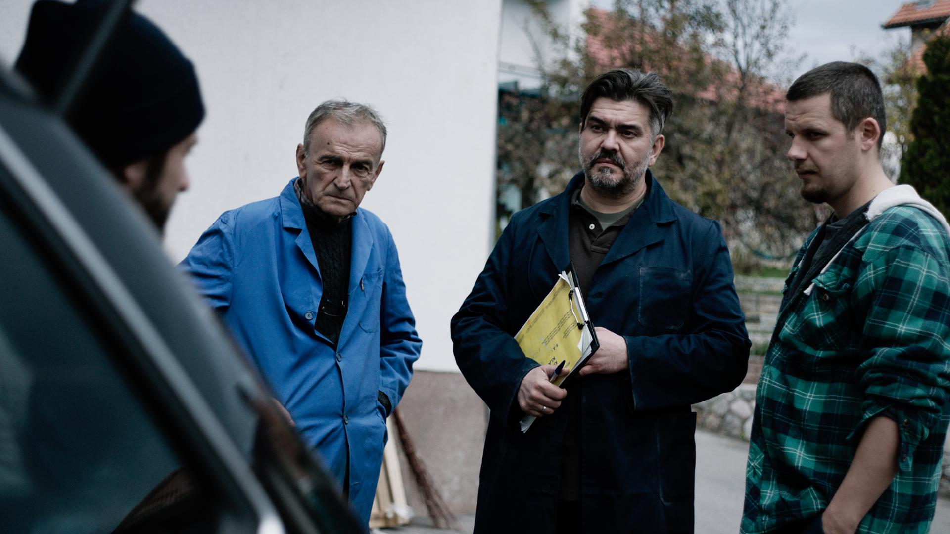 """""""VPRAŠANJE IDENTITETE"""" IN """"DOBER DAN ZA DELO"""" NA FESTIVALU SLOVENSKEGA FILMA"""